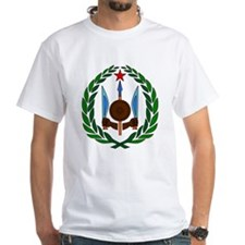 Djiboutian Islands Coat of Ar Shirt