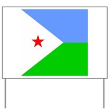 Djiboutian Yard Sign