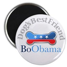 Bo Obama Dog's Best Friend Magnet