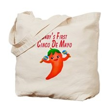 Baby's First Cinco De Mayo Tote Bag