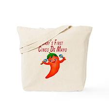 Baby's First Cinco De Mayo Tote Bag