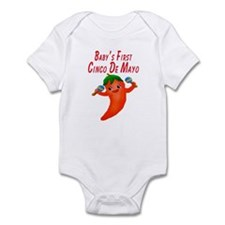 Baby's First Cinco De Mayo Infant Bodysuit