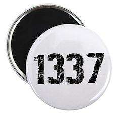 """1337 2.25"""" Magnet (10 pack)"""