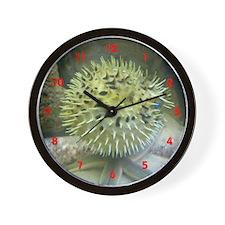 Puffed Puffer Clock