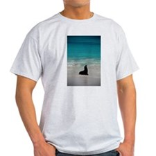Sea Lion Silhouette T-Shirt