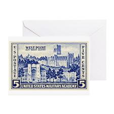 stamp9 Greeting Cards