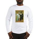 Parisian Absinthe Long Sleeve T-Shirt