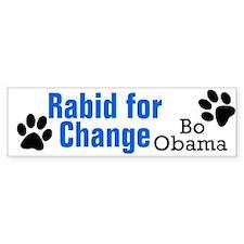 Bo Obama Bumper Bumper Sticker