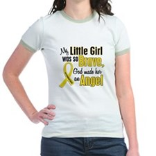 Angel 1 LITTLE GIRL Child Cancer T