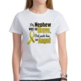 Angel 1 NEPHEW Child Cancer Tee