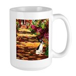 Path / Rat Terrier Large Mug