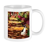 Path / Rat Terrier Mug