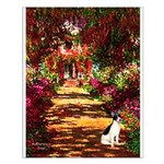 Path / Rat Terrier Small Poster