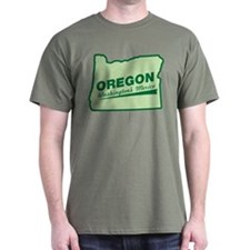 oregon - washington's mexico T-Shirt