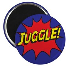 "Juggle Action 2.25"" Magnet (100 pack)"