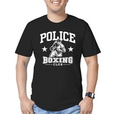 Police Boxing T