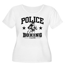 Police Boxing T-Shirt