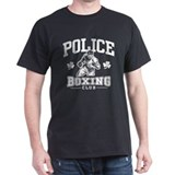 Irish Police Boxing  T-Shirt