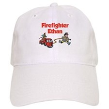 Firefighter Ethan Baseball Cap
