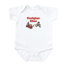 Firefighter Ethan Infant Bodysuit