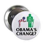 "Change? 2.25"" Button (10 pack)"