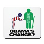 Change? Mousepad