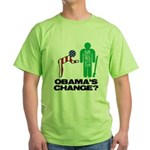 Change? Green T-Shirt