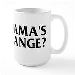 Change? Large Mug