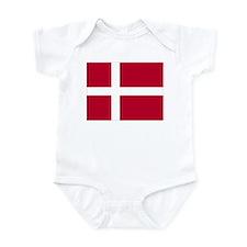 Denmark Infant Bodysuit