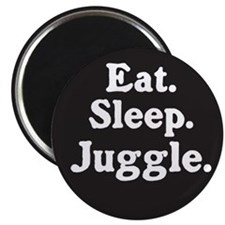Eat Sleep Juggle Magnet