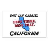 east san gabriel california - been there, done tha