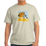 Sunflowers / Rat Terrier Light T-Shirt