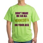 Minnesota Football Green T-Shirt