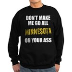 Minnesota Football Sweatshirt (dark)