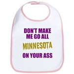 Minnesota Football Bib