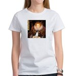 Queen / Rat Terrier Women's T-Shirt