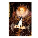 Queen / Rat Terrier Postcards (Package of 8)