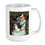 Ophelia / Rat Terrier Large Mug