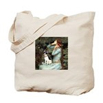 Ophelia / Rat Terrier Tote Bag