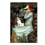 Ophelia / Rat Terrier Postcards (Package of 8)