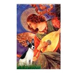 Mandolin / Rat Terrier Postcards (Package of 8)