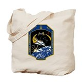 STS 126 Endeavour Tote Bag
