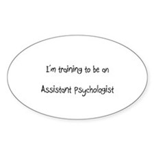 I'm Training To Be An Assistant Psychologist Stick