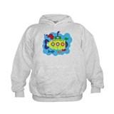 Submarine 4th Birthday Hoodie