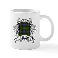 Smith Tartan Shield Mug