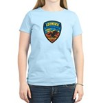Huachuca City Police Women's Light T-Shirt
