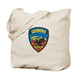 Huachuca City Police Tote Bag