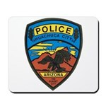Huachuca City Police Mousepad