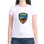 Huachuca City Police Jr. Ringer T-Shirt