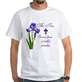 Purple Iris Shirt